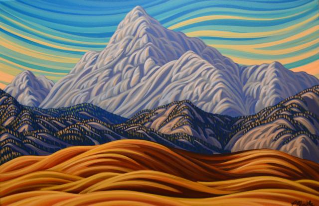 Patrick Markle, Alberta Painting