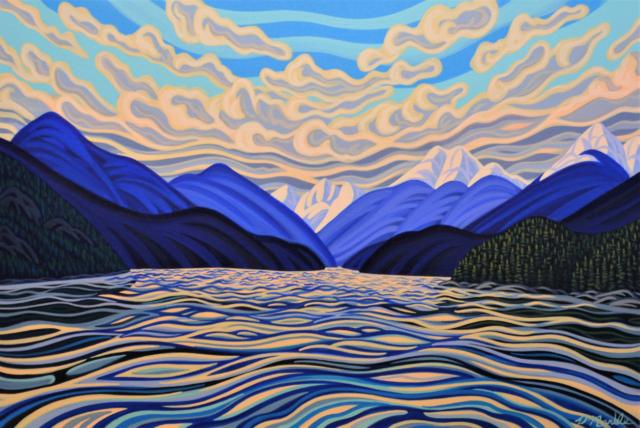 Patrick Markle, Kootenay Lake, Nelson