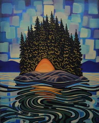 Patrick Markle, Canadian Artist