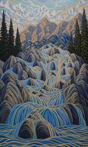 Patrick Markle, Banff, National Park, Lake Louise, Alberta