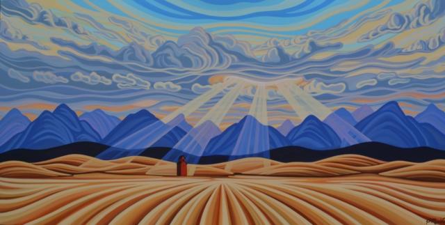 Patrick Markle, Canadian Artist, Alberta, Calgary