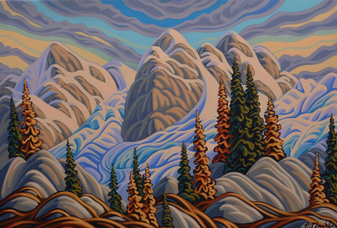 Patrick Markle, Bugaboo, Provincial Park, Columbia Valley
